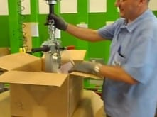 Industrial manipulator INDEVA Liftronic Easy