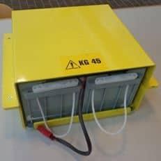 Batterie di ricambio - AGV