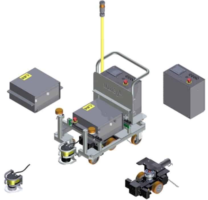 Vehículos de Guiado Automático