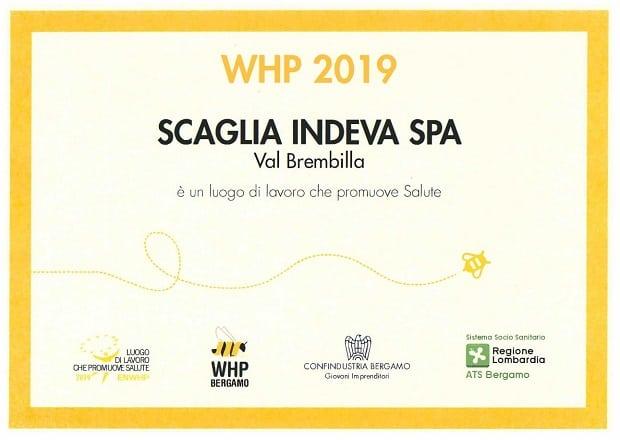 Premio WHP 2019