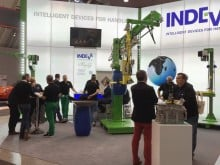 Motek 2016 Messe Stuttgart