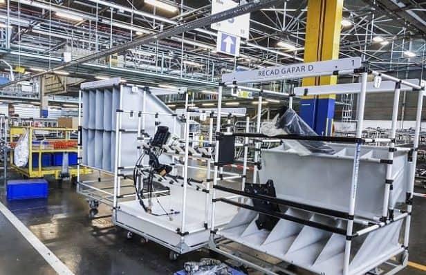 Indeva Lean Syestem per aumentare ergonomia e sicurezza all'interno dei processi produttivi