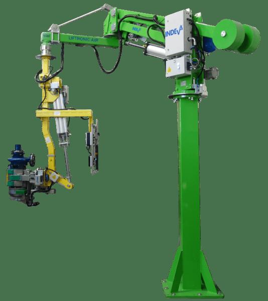 liftronic air Colonna + braccio