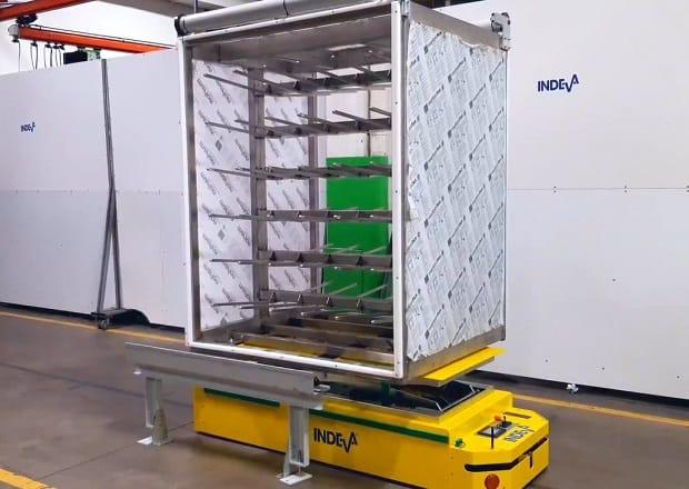 AGV 650 kg