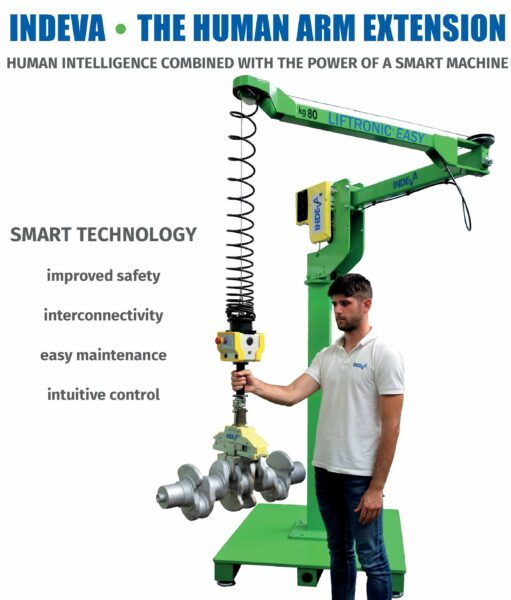 Intelligent Industrial manipulator for Industry 4-0